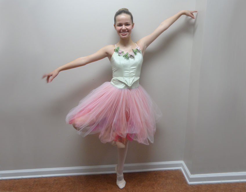 Quest Academy Student Joining the Cast of The Nutcracker