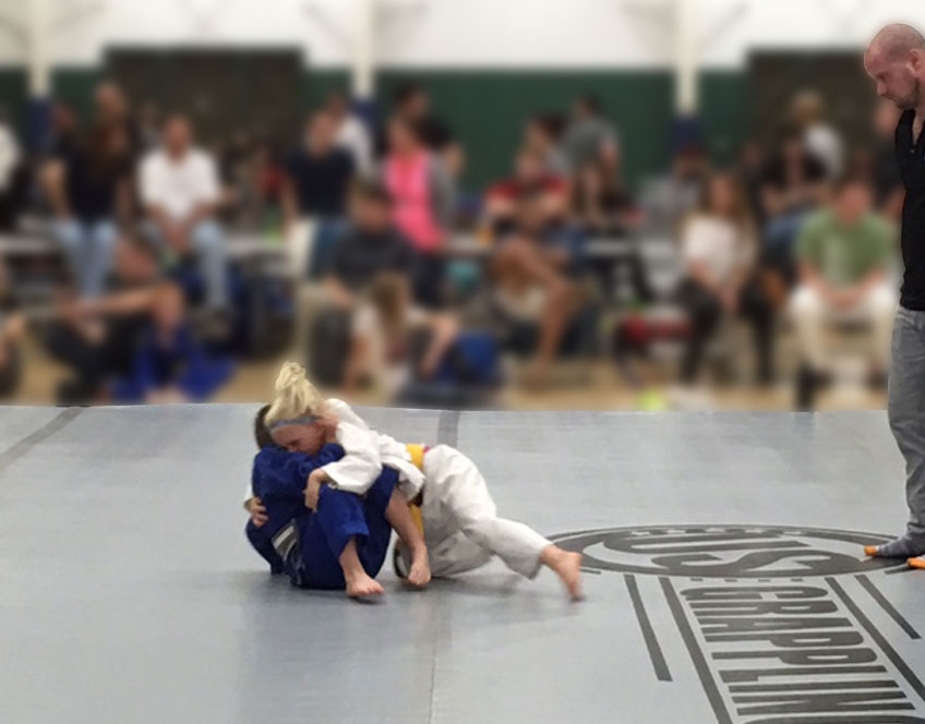 Quest Student Wins Two Second Place Medals in US Grappling Event