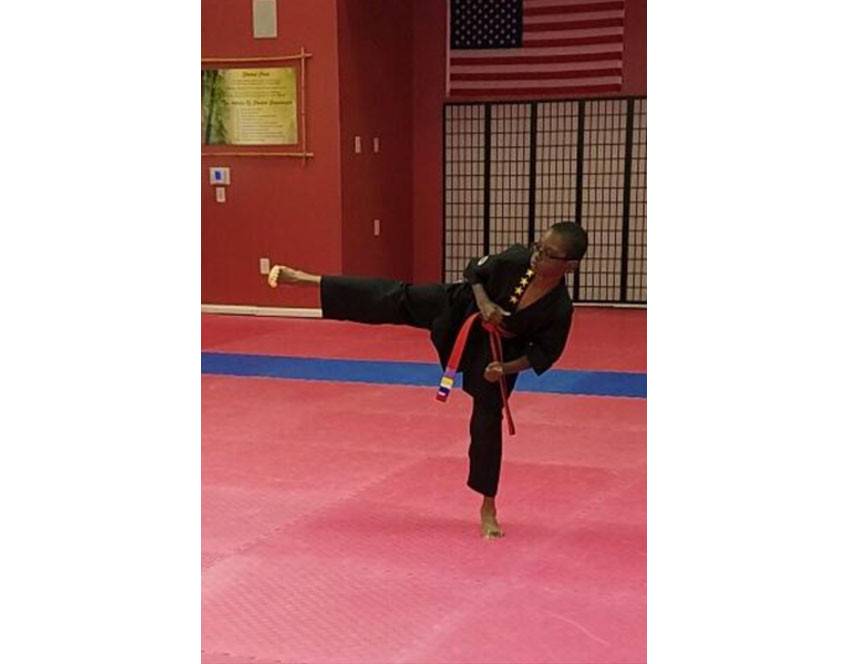 Quest Student Just Completed His 5th Black Belt Pre-Test in Tae Kwon Do