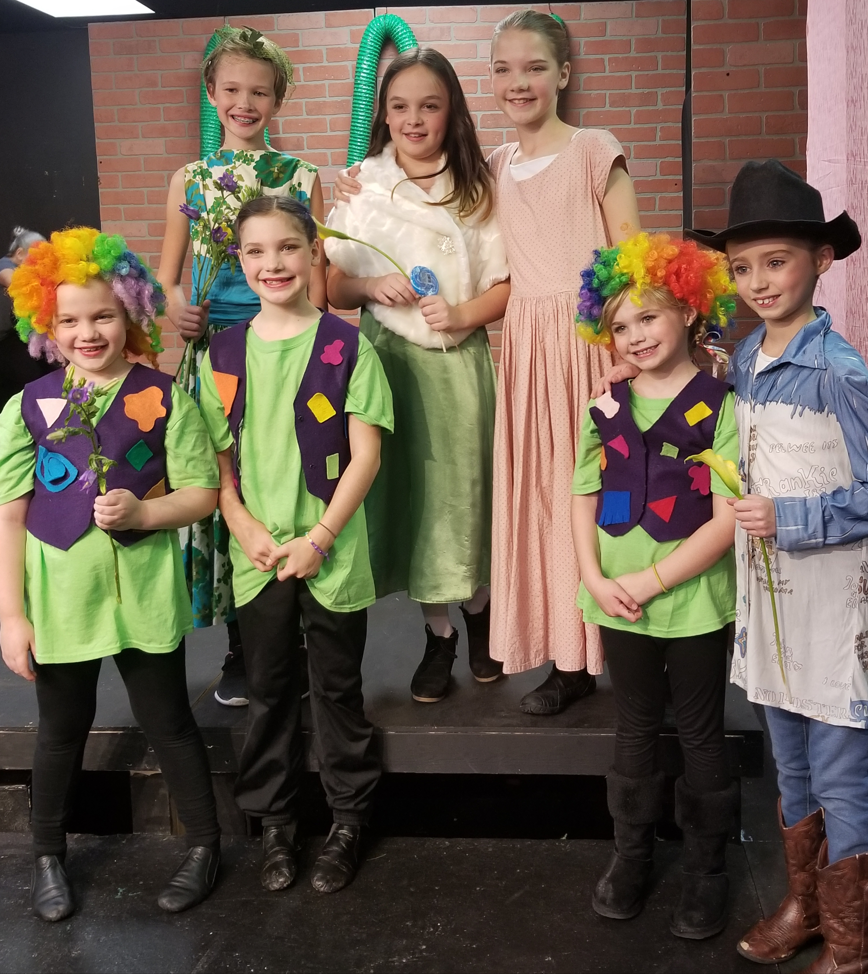 Quest Students Perform in Play